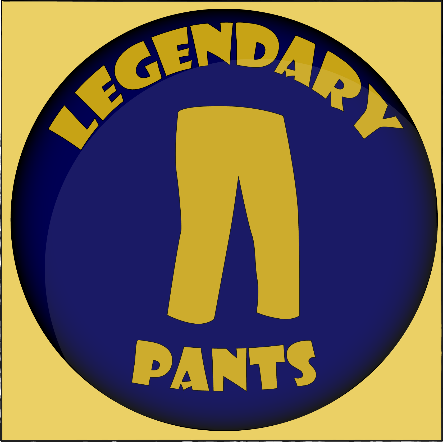 Legendary Pants Book Club